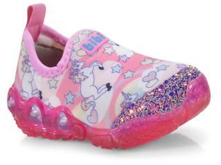 Tênis Fem Infantil Bibi 545157 Color/pink - Tamanho Médio