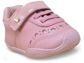 Tênis Fem Infantil Bibi 923142 Rosa - Tamanho Médio