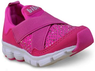 Tênis Fem Infantil Bibi 824207 Pink - Tamanho Médio