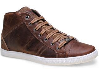 Tênis Masculino Cavalera Shoes 13.01.1055 Whiskey Envelhecido/rato - Tamanho Médio