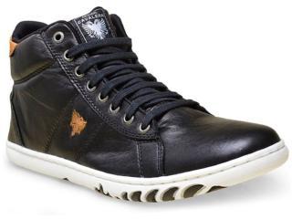 Tênis Masculino Cavalera Shoes 13.01.1574 Preto - Tamanho Médio