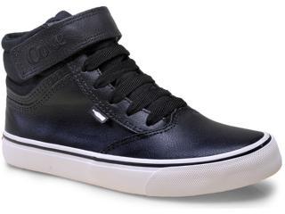 Tênis Feminino Coca-cola Shoes Cc0534 Preto - Tamanho Médio