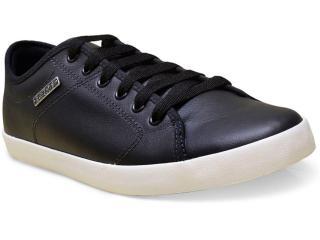 Tênis Masculino Coca-cola Shoes Cc1130 Preto - Tamanho Médio