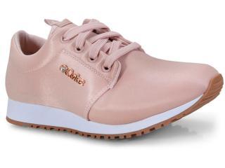 Tênis Feminino Coca-cola Shoes Cc1432 Rose - Tamanho Médio