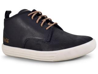 Tênis Masculino Coca-cola Shoes Cc1491 Preto - Tamanho Médio