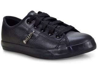 Tênis Feminino Coca-cola Shoes Cc0873 Preto - Tamanho Médio