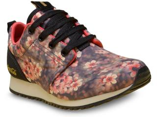 Tênis Feminino Coca-cola Shoes Cc1246 Print Coral - Tamanho Médio