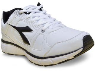Tênis Masculino Diadora Blade 2l C0501 Branco/preto - Tamanho Médio