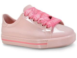 98053fcb81768 Tênis Fem Infantil Grendene 21893 01276 Larissa Manoela Fashion Rosa Cameo