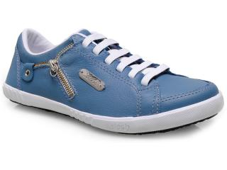 b533747e9 Tênis Kolosh C0102 Cor Jeans Comprar na Loja online...