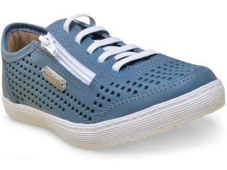 Tênis Feminino Kolosh C0651 Jeans - Tamanho Médio