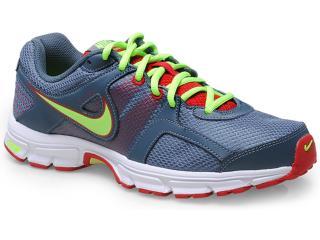 Tênis Masculino Nike 538407-434 Air Retaliate 2 Chumbo/verde/vermelho - Tamanho Médio