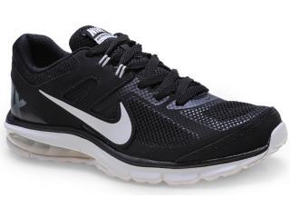 Tênis Masculino Nike 599343-003 Air Max Defy rn Preto/gelo - Tamanho Médio