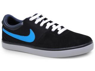 Tênis Masculino Nike 641747-040 Rabona lr Preto/azul - Tamanho Médio