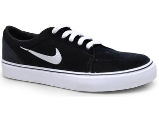 Tênis Masc Infantil Nike 580426-010 Satire Preto/branco - Tamanho Médio