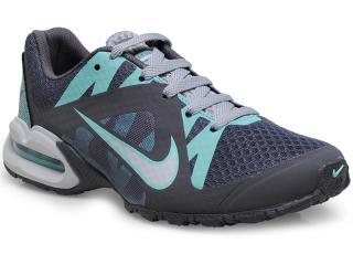 Tênis Feminino Nike 646587-006 Air Max Lte 4 Cinza/verde - Tamanho Médio