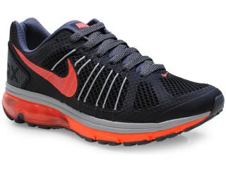 4a33619060c Tênis Masculino Nike 632630-026 Air Max Finale + 2 Preto laranja Neon