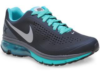 Tênis Feminino Nike 633061-028 Air Max Supreme 2 Chumbo/verde - Tamanho Médio