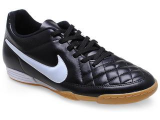 Tênis Masculino Nike 631523-010 Tiempo Rio ii ic Preto/branco - Tamanho Médio