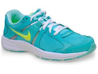 Tênis Feminino Nike 580438-300 Dart 10 Msl Verde Claro/branco - Tamanho Médio
