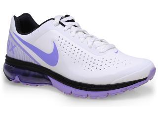 Tênis Feminino Nike 633061-100 Air Max Supreme 2 Branco/lilas - Tamanho Médio
