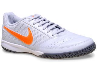 Tênis Masculino Nike 580453-081 Gato ii Cinza Claro/laranja - Tamanho Médio