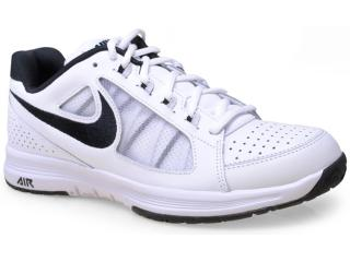 Tênis Masculino Nike 724868-100 Air Vapor Ace  Branco/preto - Tamanho Médio