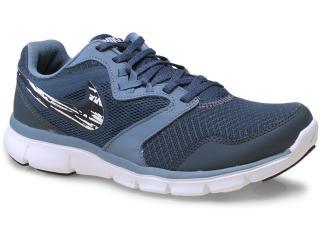 Tênis Masculino Nike 652852-014 Flex Experience rn 3 Msl Grafite/branco - Tamanho Médio