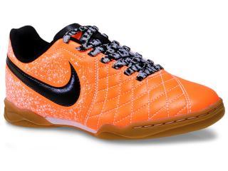 Tênis Masc Infantil Nike 651983-801 jr Flare 2 ic  Laranja/preto - Tamanho Médio