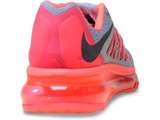 a47a50ca48b Tênis Nike 698903-009 Cinzarosa Neon Comprar na Loja...