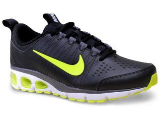 Tênis Masculino Nike 724323-002 Air Max Mm300 Preto/limão - Tamanho Médio