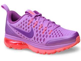 Tênis Feminino Nike 706994-502 Wmns Air Max Supreme 3 Roxo/laranja - Tamanho Médio
