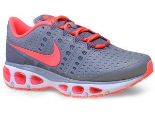 Tênis Feminino Nike 724071-003 Wmns Air Max Mm400  Cinza/laranja - Tamanho Médio