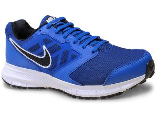 Tênis Masculino Nike 684658-406 Downshifter 6 Msl  Azul - Tamanho Médio