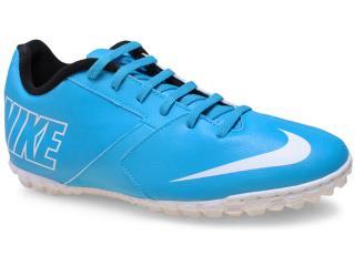 Tênis Masculino Nike 580444-411 Bomba ii Azul/branco - Tamanho Médio