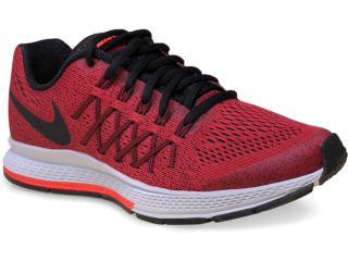 Tênis Feminino Nike 759968-600 Zoom Pegasus 32 Vermelho/preto - Tamanho Médio