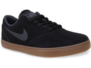 Tênis Masculino Nike 705265-003 sb Check  Preto - Tamanho Médio