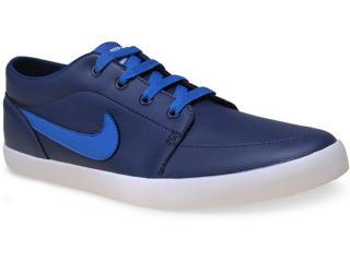 Tênis Masculino Nike 654988-401 Futslide sl Marinho/azul - Tamanho Médio
