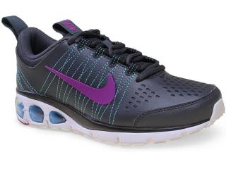Tênis Feminino Nike 724070-004 Wmns Air Max Mm300 Chumbo/roxo - Tamanho Médio