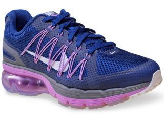 Tênis Feminino Nike 703073-400 Wmns Air Max Excellerate 3  Marinho/lilas - Tamanho Médio