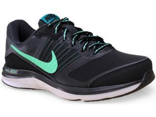 Tênis Feminino Nike 724457-007 Wmns Dual Fusion x Msl  Preto/verde - Tamanho Médio