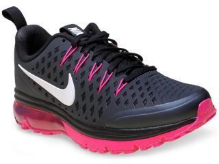 Tênis Feminino Nike 706994-005 Wmns Air Max Supreme 3  Preto/pink - Tamanho Médio