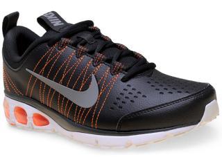 Tênis Masculino Nike 724323-006 Air Max Mm300 Preto/laranja - Tamanho Médio
