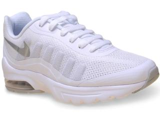 Tênis Feminino Nike 749866-100 Wmns Air Max Invigor  Branco - Tamanho Médio