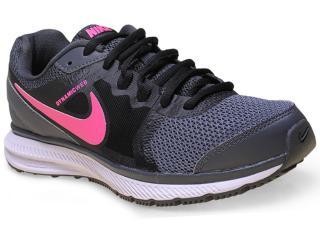 Tênis Feminino Nike 725159-017 Wmns Zoom Winflo Msl Grafite/preto - Tamanho Médio