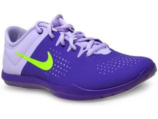 Tênis Feminino Nike 616057-500 Studio Trainer Roxo/lilas - Tamanho Médio