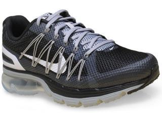 Tênis Masculino Nike 703072-011 Air Max Excellerate  Preto/cinza - Tamanho Médio