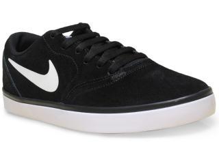 Tênis Masculino Nike 705265-004 sb Check  Preto - Tamanho Médio