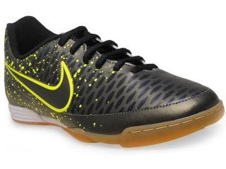 Tênis Masculino Nike 651550-370 Magista Ola ic Verde Escuro/limão - Tamanho Médio