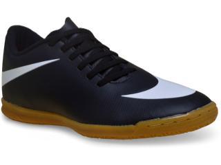 Tênis Masculino Nike 768924-011 Bravata ic  Preto/branco - Tamanho Médio